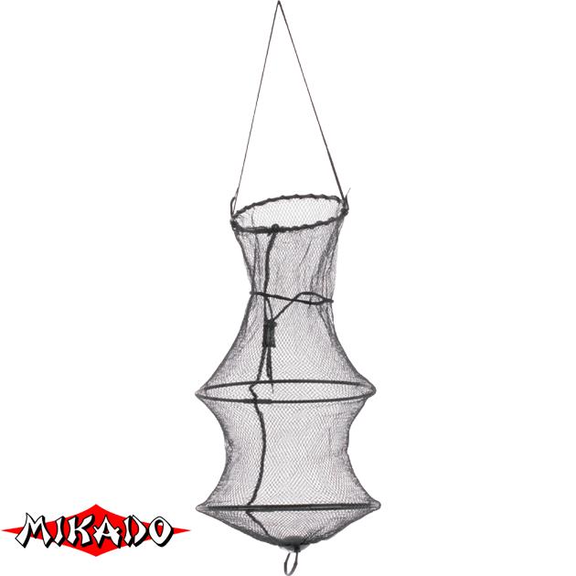 Садок рыболовный Mikado 30 / 50 см. нейлоновый_, шт