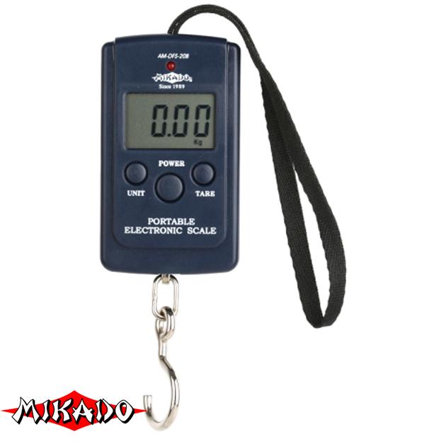 Безмен электронный Mikado до 40 кг. AM-DFS-20B, шт