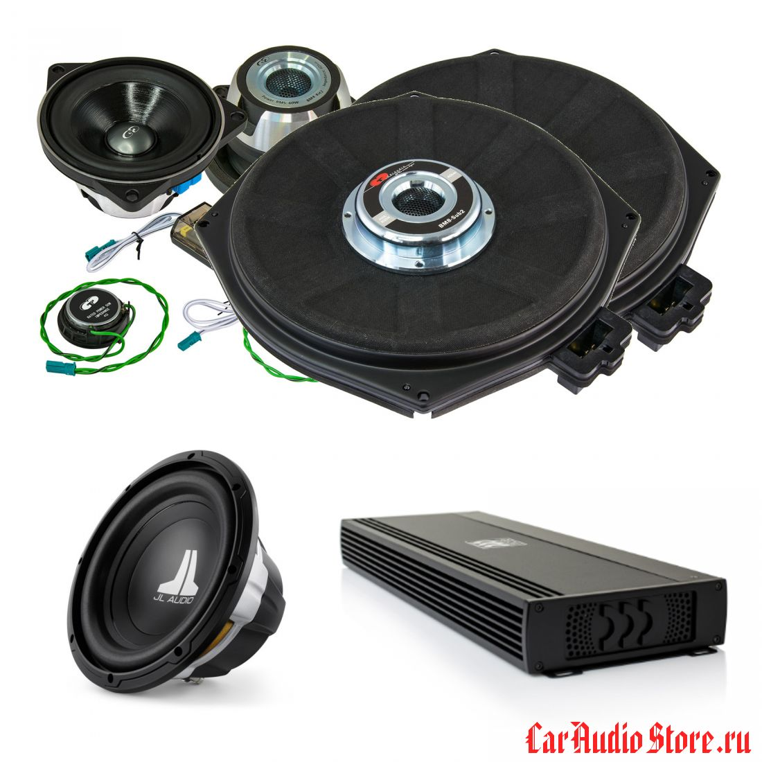 HIFI Kit CDT Audio 2.3 (MOREL)