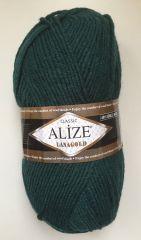 LANAGOLD (ALIZE) 426-т.зеленый