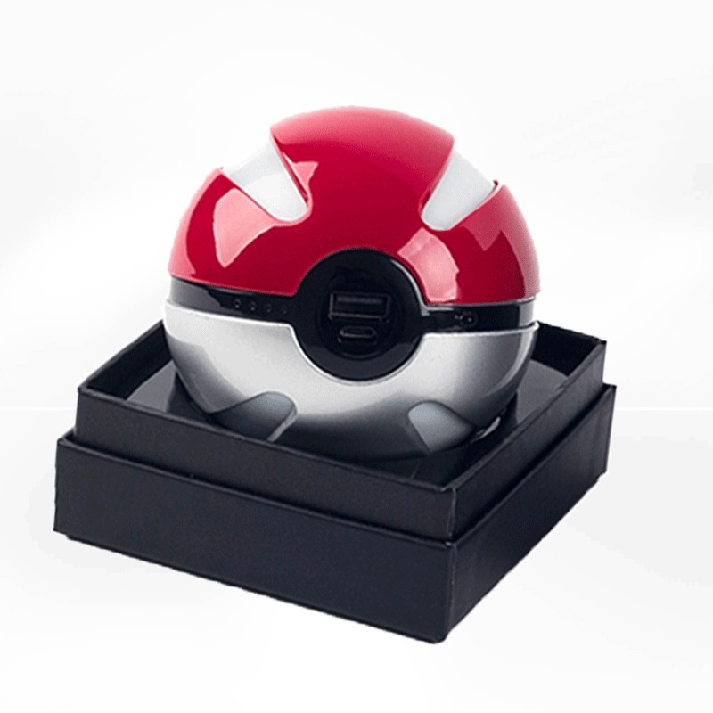 Power Bank Pokeball 10000 mah