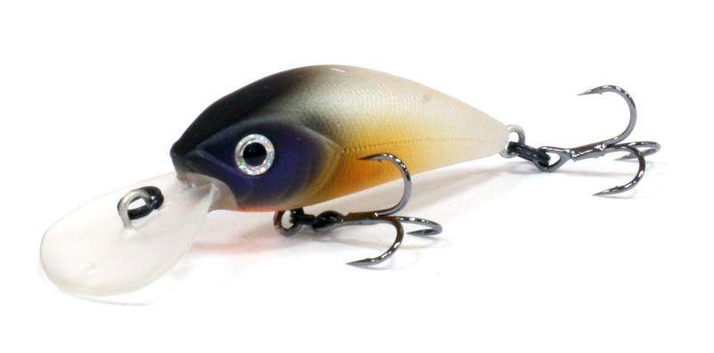 Воблер ASAKURA S.HORNET DR-F 030-цвет,3,5 см.,2,6 гр, заглубление 1,0-1,5 м.,