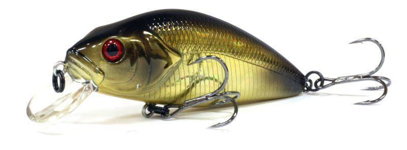Воблер ASAKURA PERCH SR-F 522 - цвет, 8 см., 16,2 гр, заглубление 0,7 - 1,5 м.,