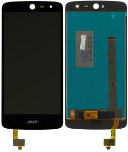 LCD (Дисплей) Acer Z525 Liquid Zest 3G/Z528 Liquid Zest 4G (в сборе с тачскрином) (black) Оригинал