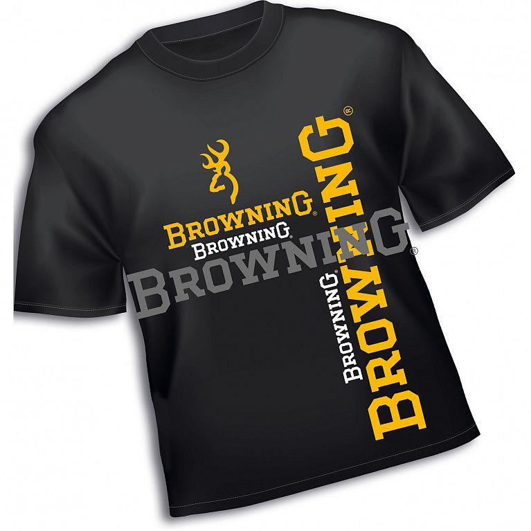 Футболка Browning черная размер ХXL
