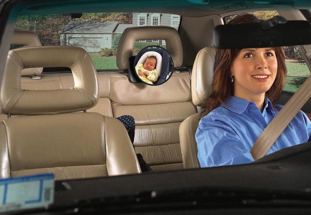 Зеркало для контроля за ребенком Diono Easy View
