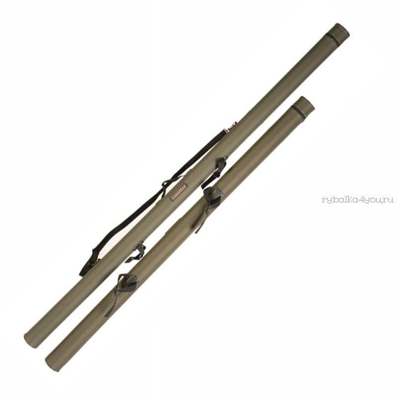 Купить Чехол Fisherman для спиннинговых удилищ жесткий Ф175 ( 7,5х130) / длина 130 см /? 7,5