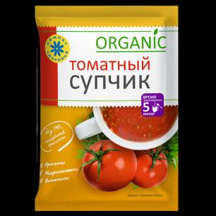 """""""Компас Здоровья"""" Суп-пюре ТОМАТНЫЙ, 1 пакетик 30 г"""