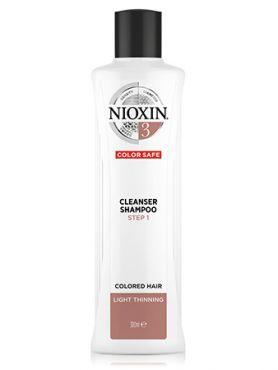 NIOXIN Очищающий шампунь 3D Система 3 System 3