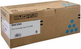 Картридж Ricoh 407544 SP C250E Cyan голубой