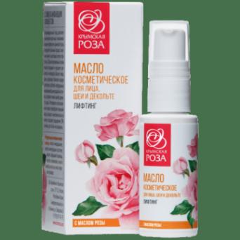 Лифтинг-масло с Розой для лица, шеи и декольте 30 мл