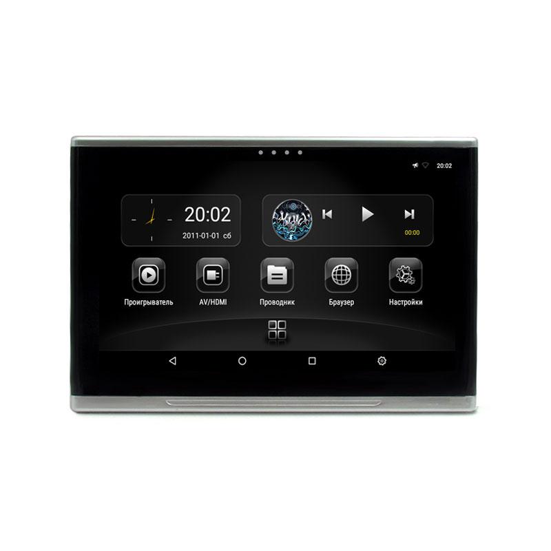 Carsys MON1020 монитор для задних пассажиров  с сенсорным дисплеем 10.1 дюйм на Android 6.0