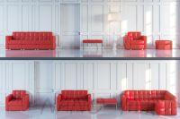 Угловая секция мебели Quanto - вид 8