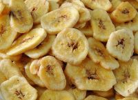 Банановые чипсы 0,5 кг. Богатырские корма