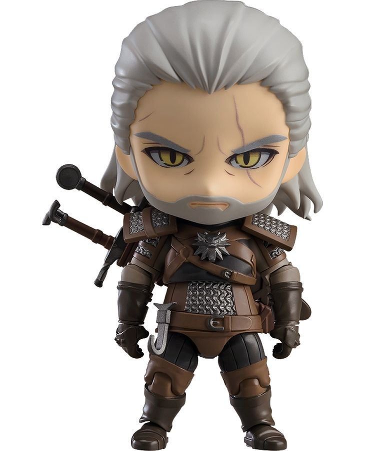 The Witcher 3: Wild Hunt - Nendoroid Geralt Геральт