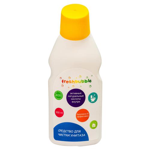 Средство для чистки унитаза Freshbubble (Фрешбабл) 500 мл