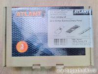 Адаптеры для багажника Chery Fora (Vortex Estina), Атлант, артикул 8618