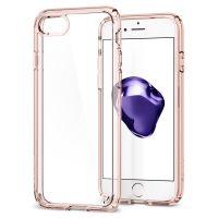 Чехол Spigen Ultra Hybrid 2 для iPhone 7 розовый