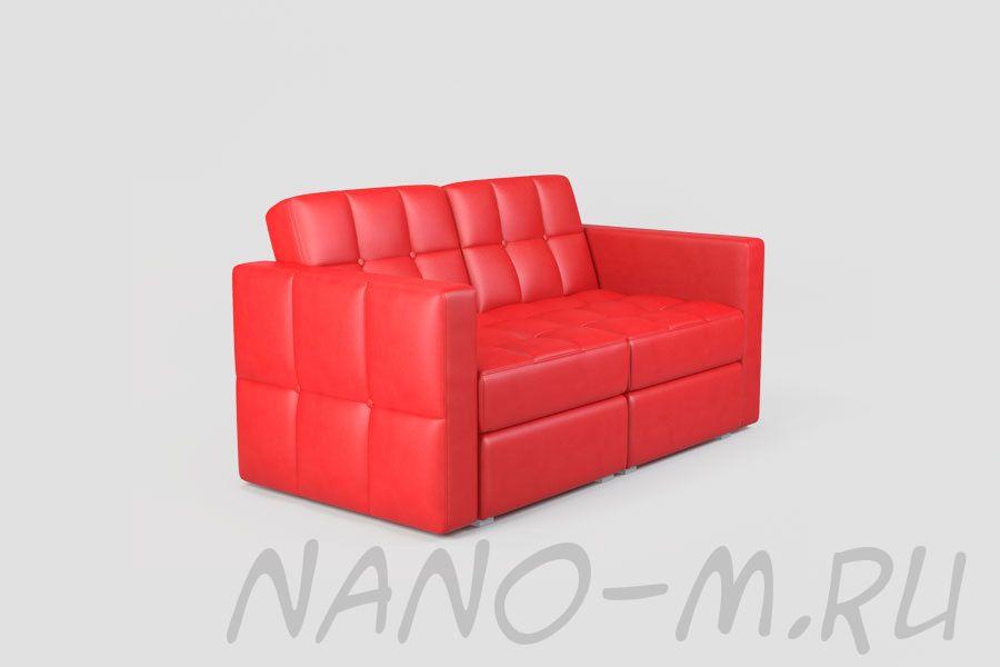 Модульный диван Quanto 2-х секционный