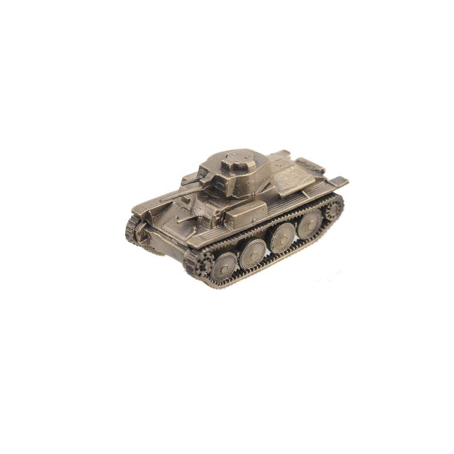 Немецкий лёгкий танк PZ.KPFW.II(1:100)