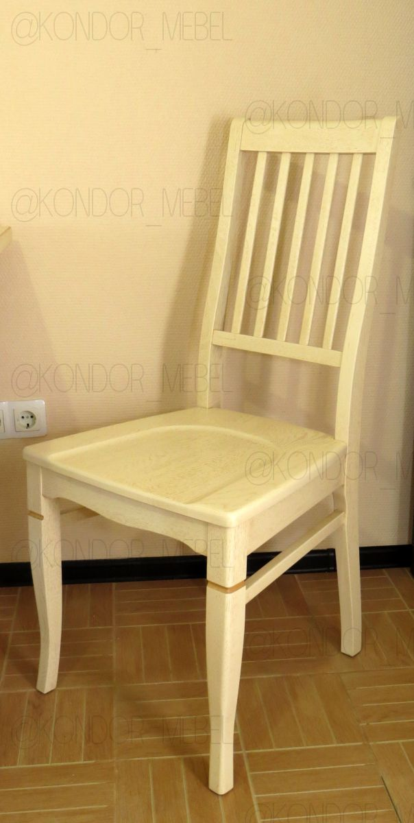 Стул Жан Дуб (сидушка- деревянная)
