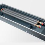 Конвектор внутрипольный c естественной конвекцией KVZ 250-85-1200