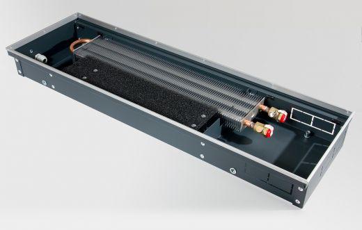 Конвектор внутрипольный c естественной конвекцией KVZV 250-85-2400