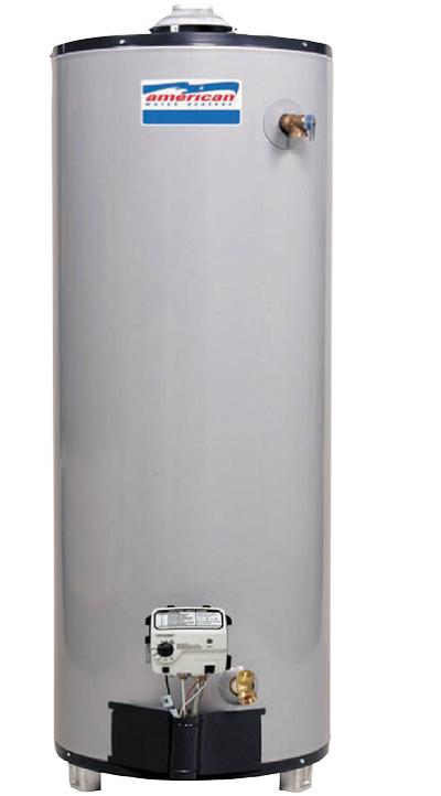 Газовый накопительный водонагреватель MOR-FLO G62-75T75-4NOV