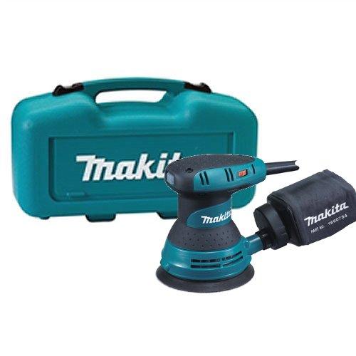 Эксцентриковая шлифовальная машина Makita BO 5031 K (BO5031K) (в кейсе)