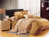 Комплект постельного белья делюкс сатин L81