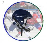 - Хоккейные шлемы