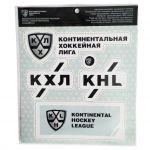 """Наклейка с символикой """"KHL"""""""