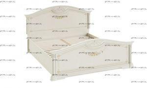 Кровать с подъемным механизмом Лючия СМ-235.01.02 (160х200)