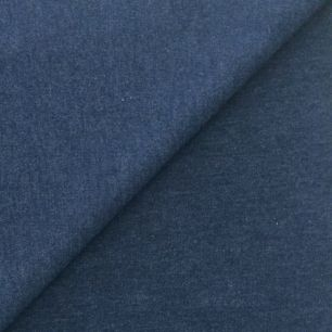 Лоскут трикотажной ткани  Индиго