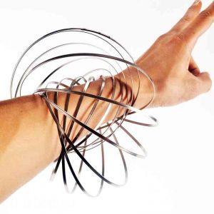 Игрушка-антистресс Спираль вращающася