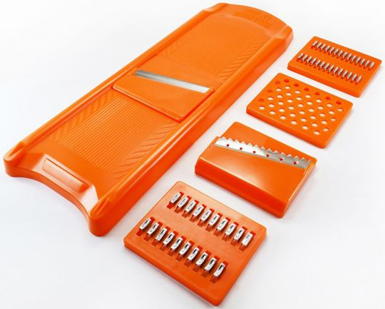 Овощерезка Orange 5 ножей