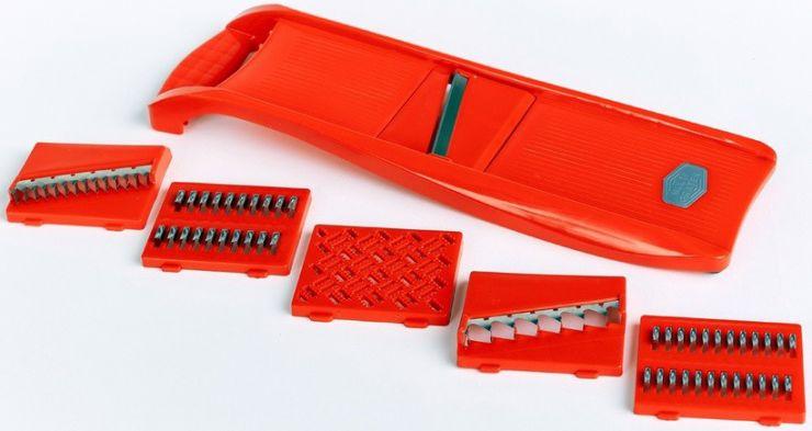 Овощерезка Red 6 ножей