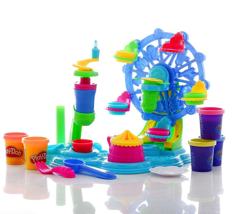 Набор Play-Doh Карусель Сладостей