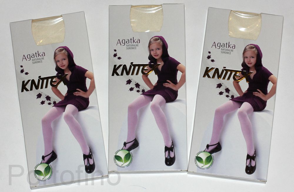 Agatka KNITTEX детские колготки