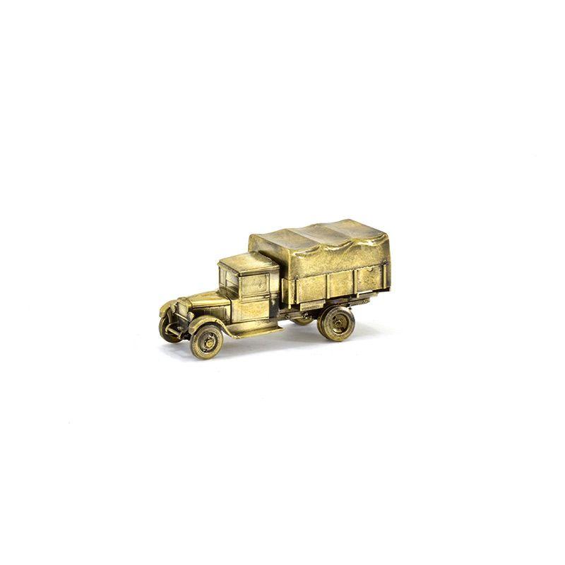 Модель армейского 3-тонного грузовика ЗИС-5(1:100)