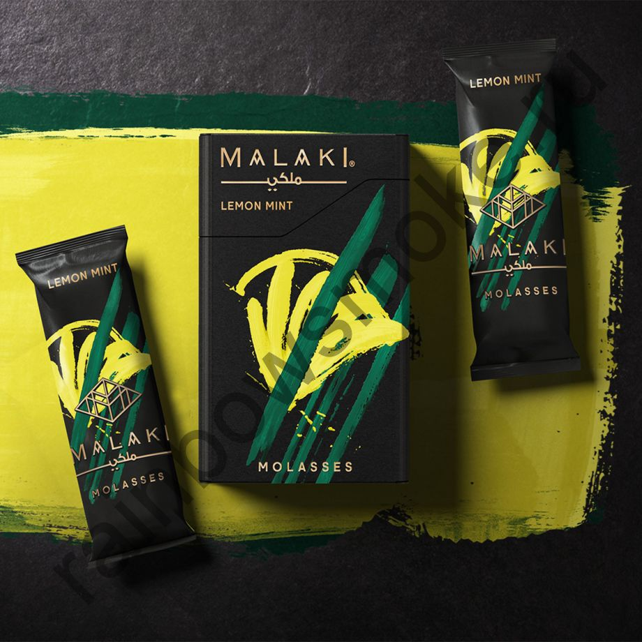 Malaki 250 гр - Lemon Mint (Лимон и Мята)