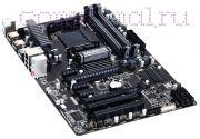 Мат.плата AM3+ (чипсет AMD 970, ATX, 4 слота DDR3) — Gygabyte GA-970A-DS3P