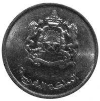 Марокко 1/2 дирхам 2012 г.
