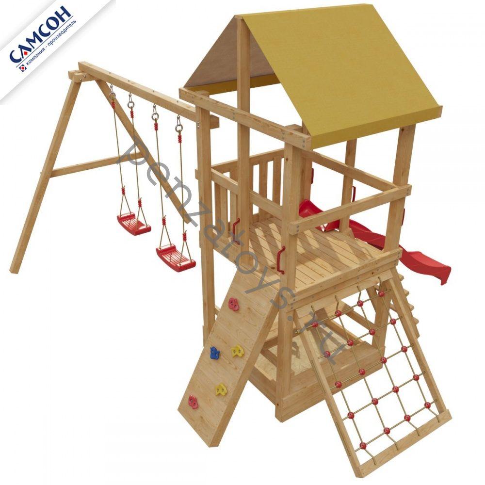 Игровая детская площадка Элемент-4