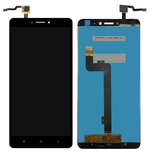 Дисплей в сборе с сенсорным стеклом для Xiaomi Mi Max 2