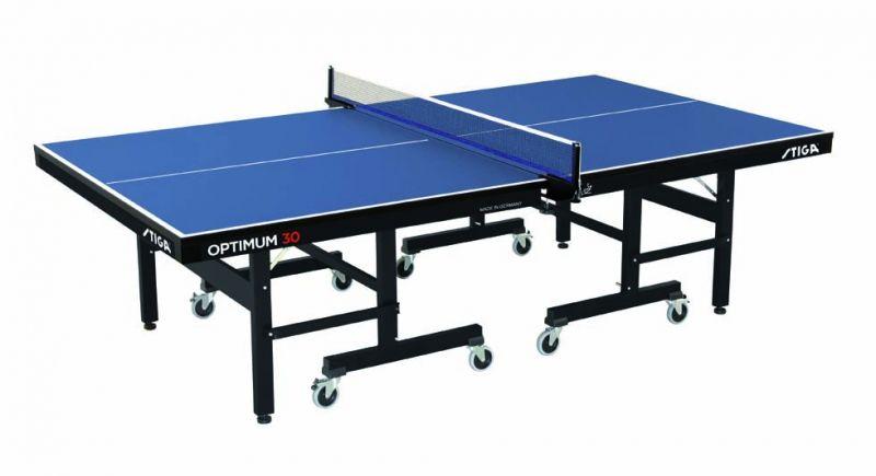 Теннисный стол профессиональный Stiga Optimum 30 (30 мм) 7199-05