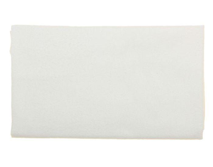 Белая фланелевая пеленка