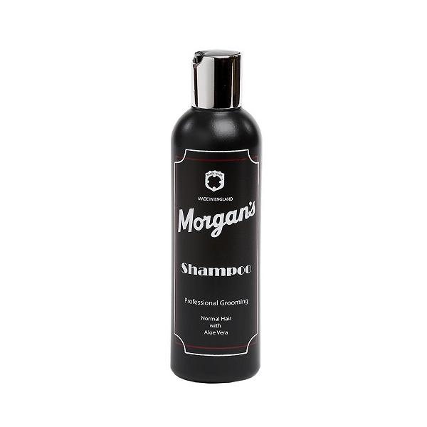 Глубоко очищающий шампунь Morgan`s