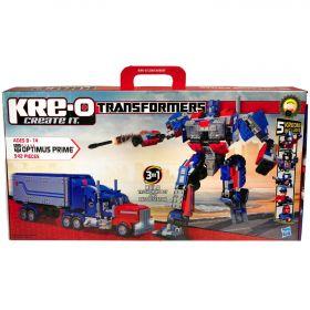 KRE-O Transformers, Оптимус Прайм