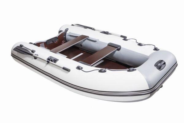 Надувная моторно-гребная лодка ПВХ БАЙКАЛ 360 МК Премиум